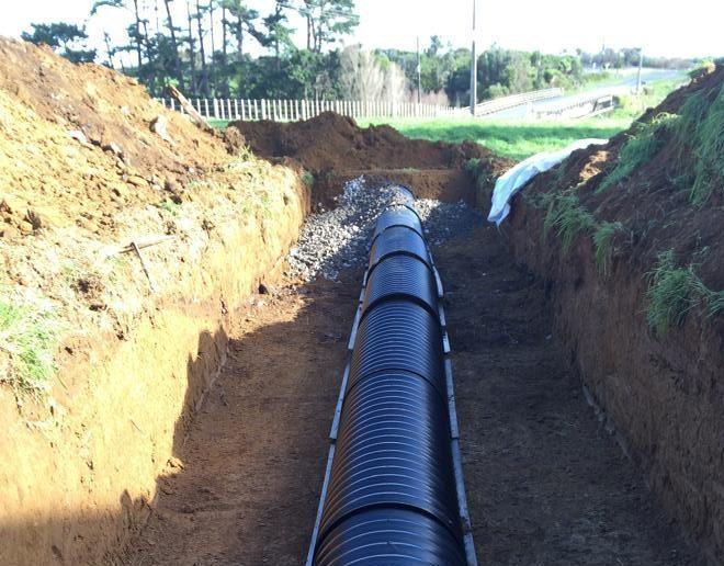 Evergreen Plumbing Drainage